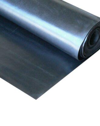 Rubber plain sheet