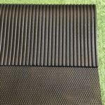 Rubber Stable Mat 6′ X 4 ' Hammer Design