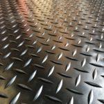 Rubber Stable Mat 6′ X 4 ' (Checker Design)