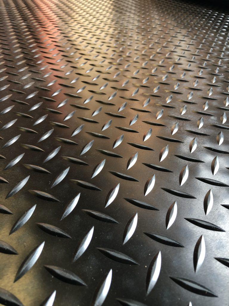 Rubber Stable Mat
