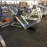 Gym mat Checker Design   Gym flooring UK