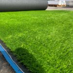 Artificial luxury Grass Mat 30mm 2m wide and up to 25m Long