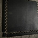 Interlocking Amoebic Gym CrossFit Rubber mat 1mx1m